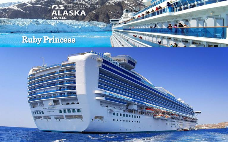 Princess Cruise And Tour Alaska