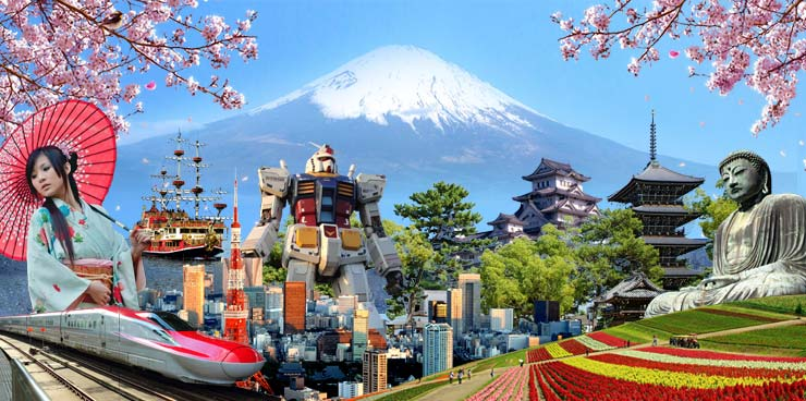 Tour Around Japan Honshu Kyushu Best Deal Tour Packages From - Japan tour